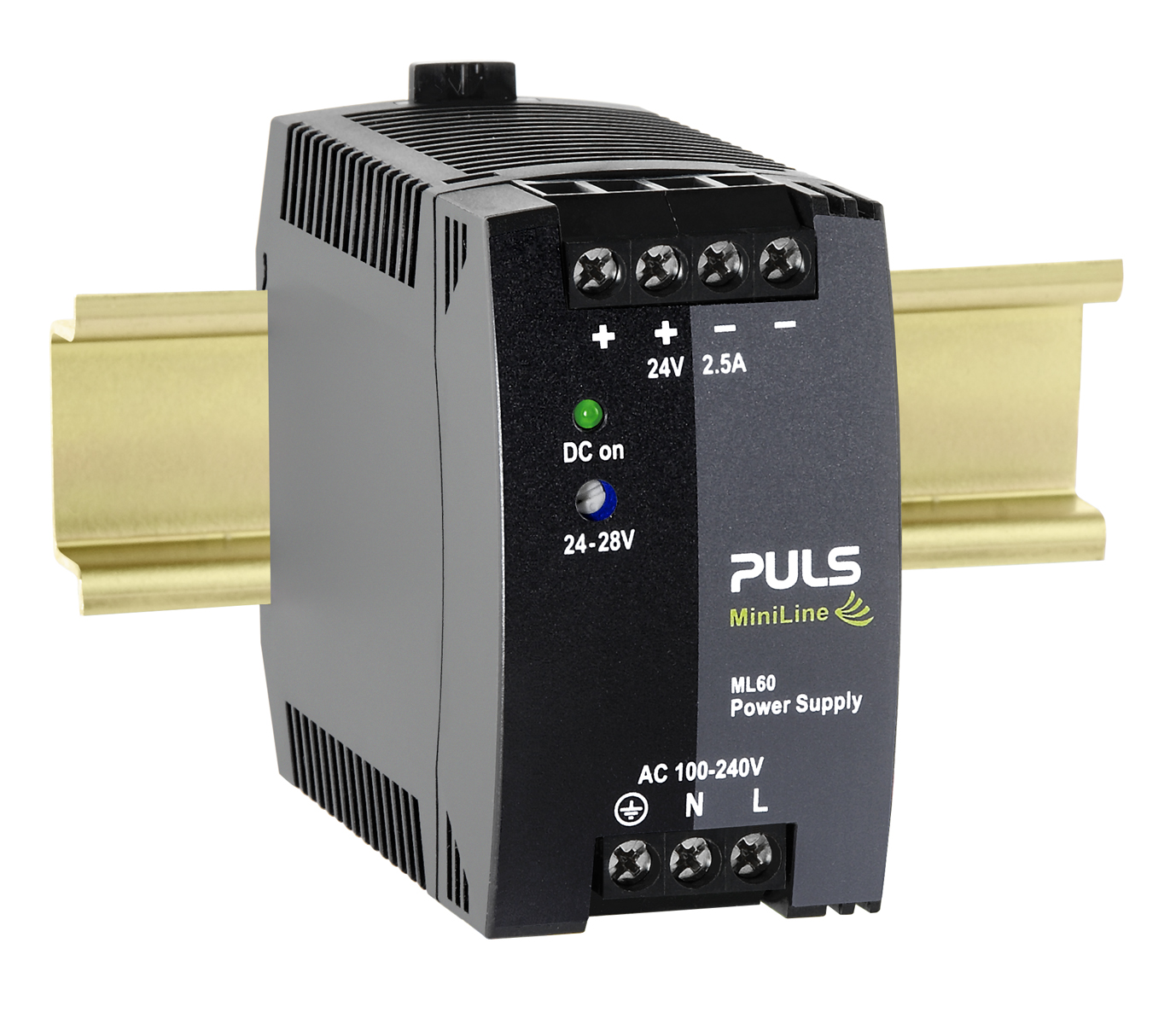 PULS Power Supply Comtrol