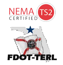 NEMA Certified TS2 FDOT-TERL