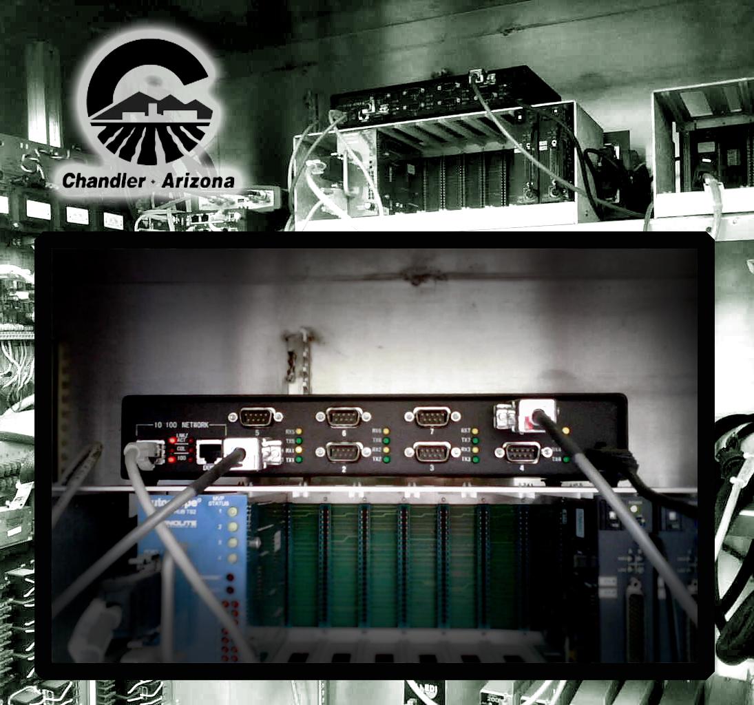 DeviceMaster RTS Traffic Cabinet - Chandler, AZ