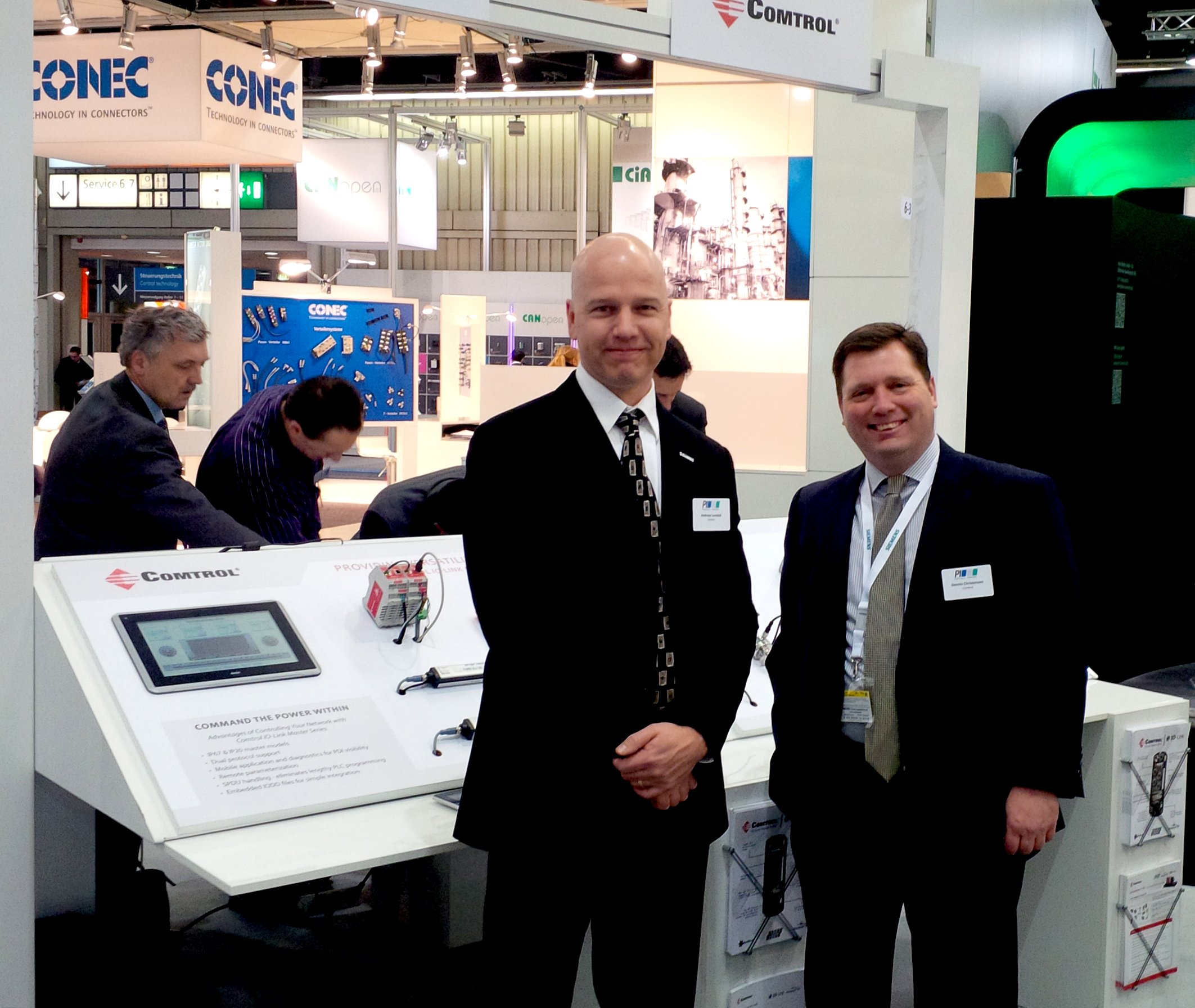 SPS/IPC/DRIVES 2013