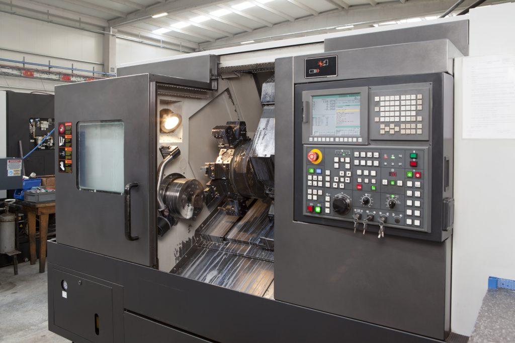 CNC Industrial Machinery,detail shots.