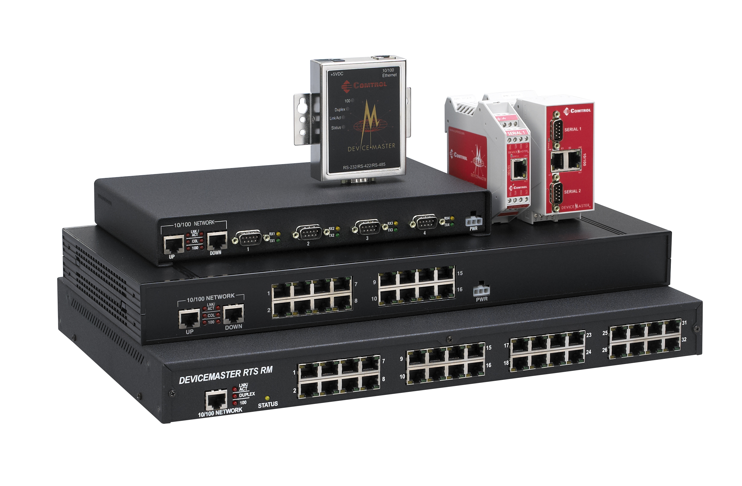 PortVision Plus DeviceMaster device servers