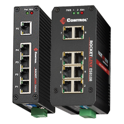 RocketLinx ES8105