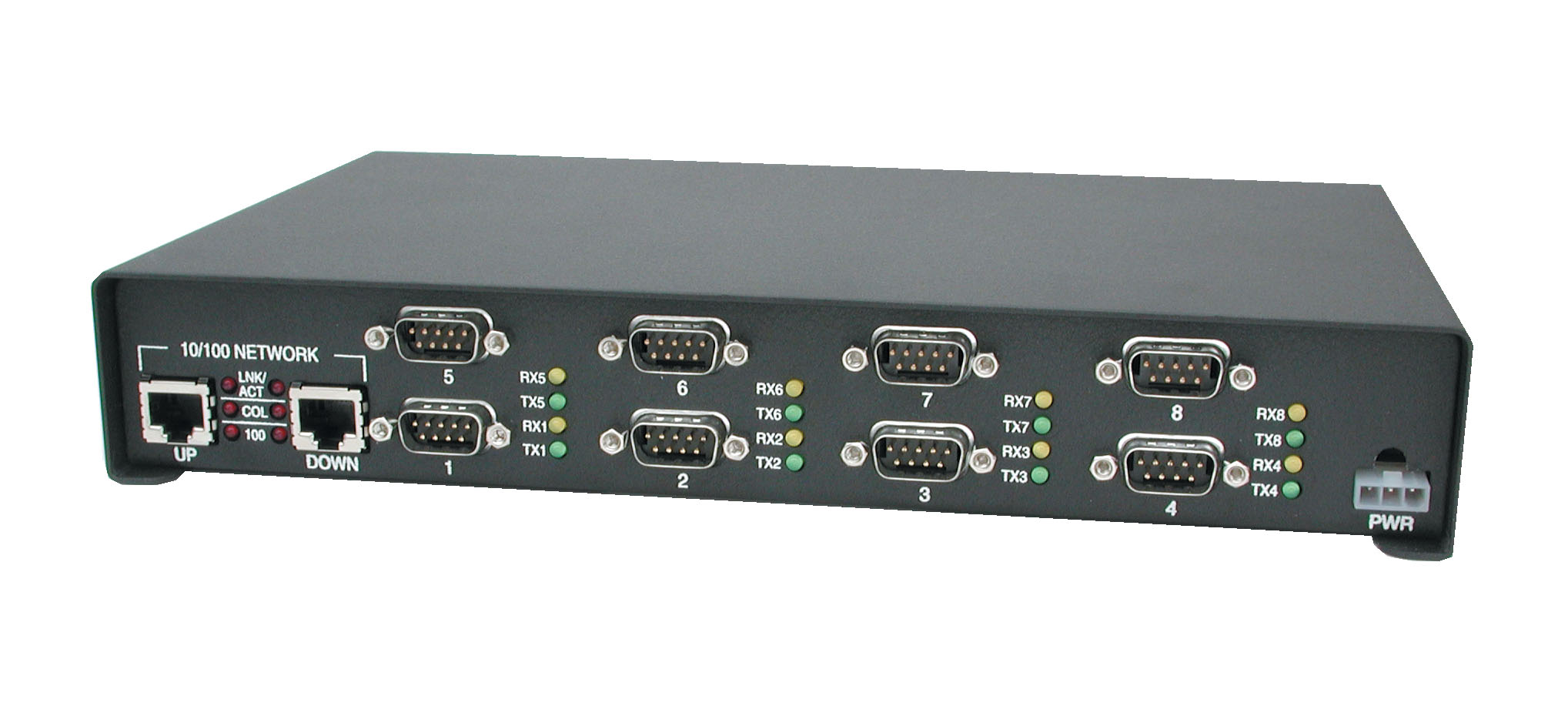 DeviceMaster Serial Ports